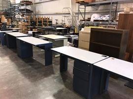 Lots of Desks