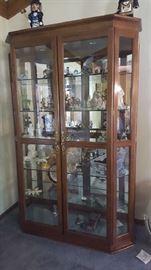 Display cabinet - $375