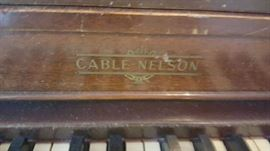 Cable Nelson piano   $175