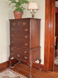 Northern Furniture Co. highboy