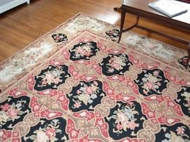 Rug measures approx. 10' X 13'