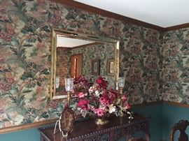 Fabulous Florals,  Wall Mirror
