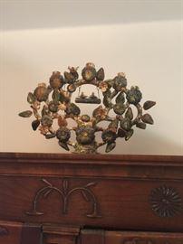 Decorative bird art