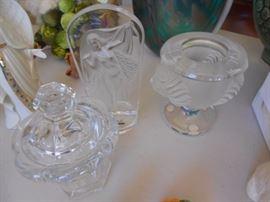 Baccarat, Lalique