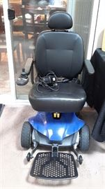 Motorized wheelchair- Needs two batteries in excellent shape