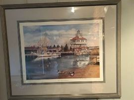 Mary Lou Troutman Watercolor