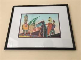Political Art, 1986