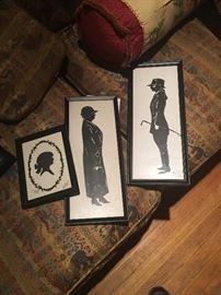 Baron scotford silhouettes!