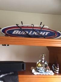 Bud Light Bar Sign