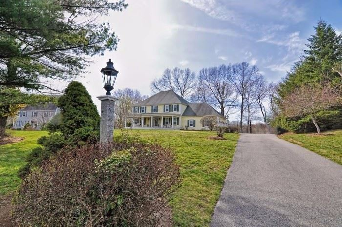 Lovely home in Holliston, MA