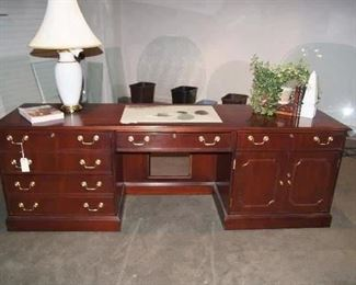 Councill Office Credenza