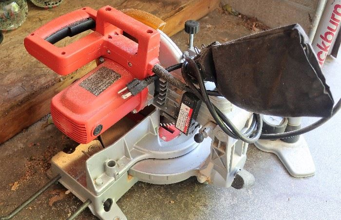 "Shop Force 10"" Miter Saw"
