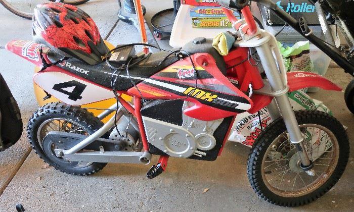 Razor MX500 Motor Bike
