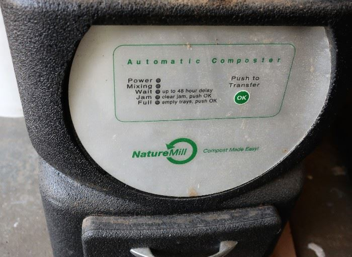 Nature Mill Auto Composter
