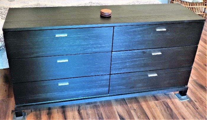 6 Drawer Dresser w/Mirror