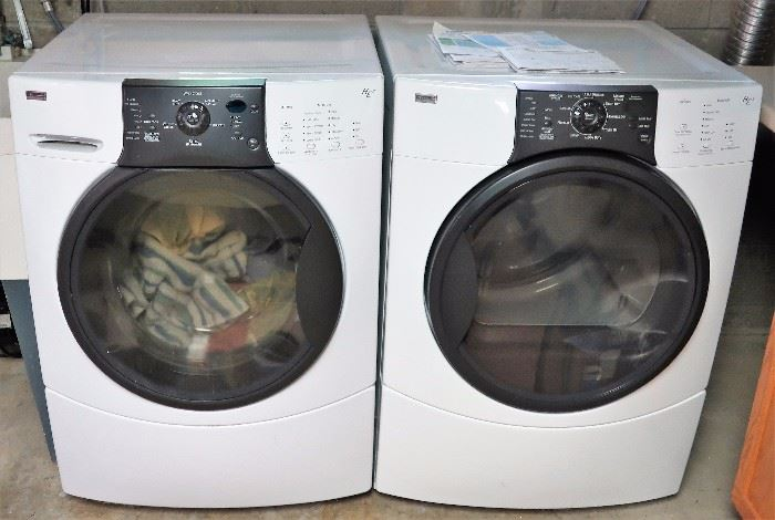 Kenmore Elite HE3 Washer & Electric Dryer