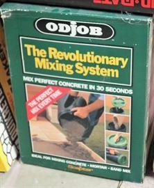 Odjob Concrete Mixing System