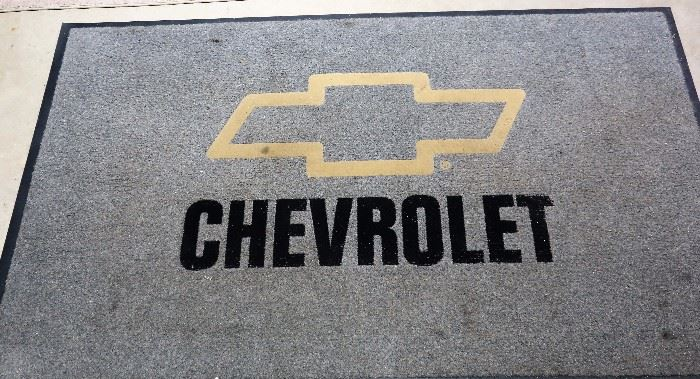 Chevy Rug