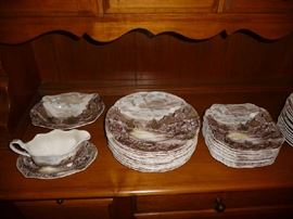 OLDE ENGLISH COUNTRYSIDE DISHES