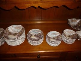 OLD ENGLISH COUNTRYSIDE DISHES