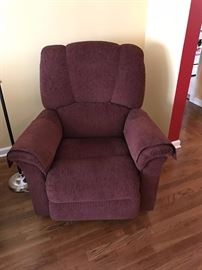 ONE RECLINER LIKE NEW - $150 OR BEST OFFER