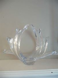 DECORATIVE CRYSTAL PIECE