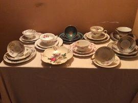 Bavarian China and Pottery...