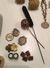 Vintage cuff links