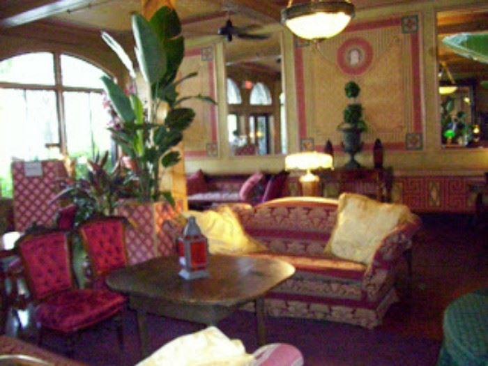 adelphi lobby