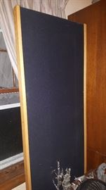 Magneplanar Speakers (there are a pair of these) Model ; MG -2.5/RT