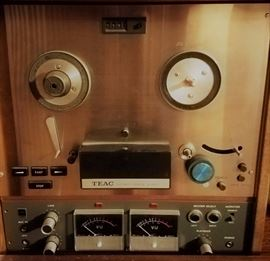 Teac A-4010S Reel to Reel Tape Recorder