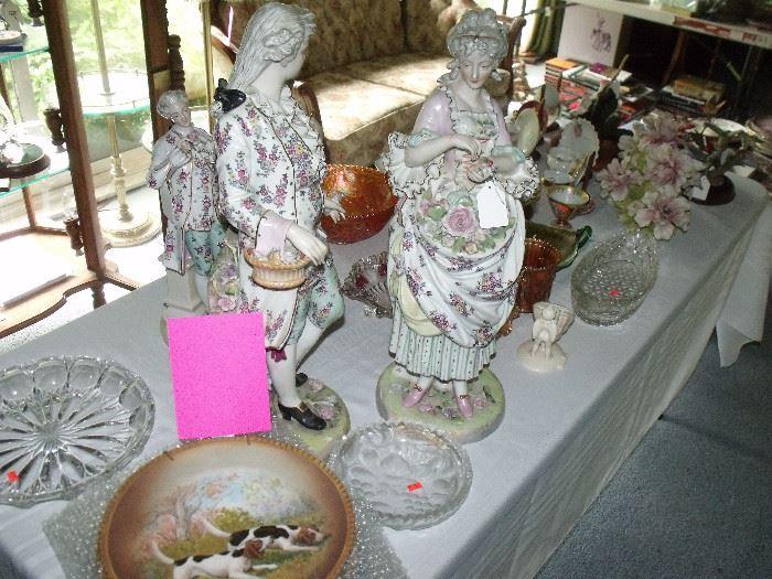 Quality porcelain figurines!