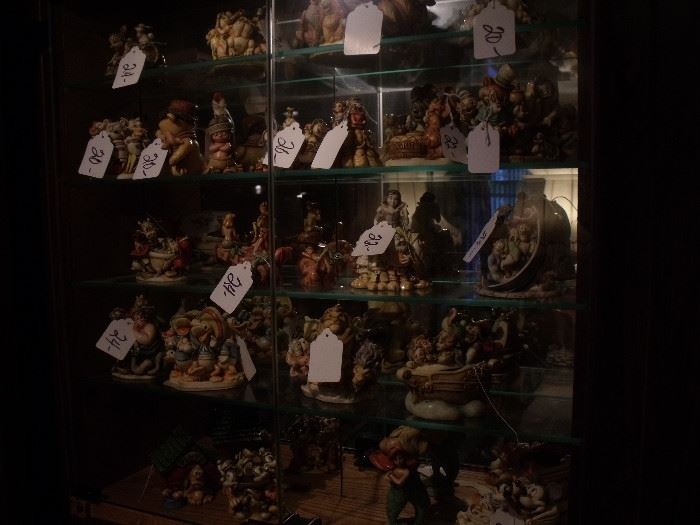 Disney Harmony Kingdom figurines!