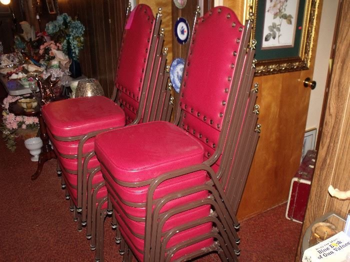 Restaurant quality chairs!