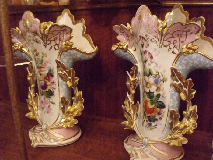 Antique vases! One of a kind!