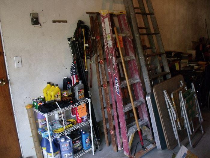 Garage things!