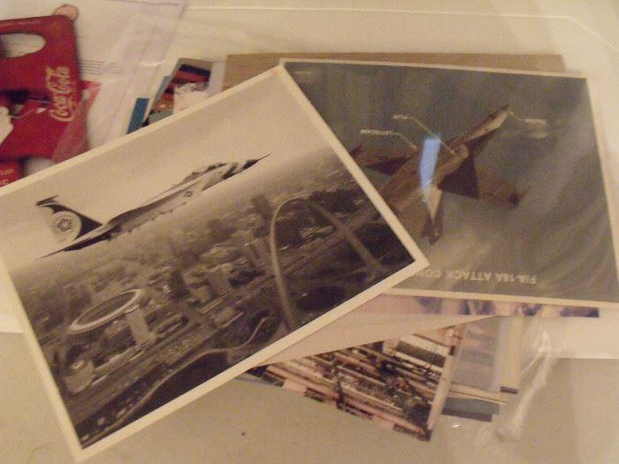 McDonnel Douglas photos (selling whole stack)