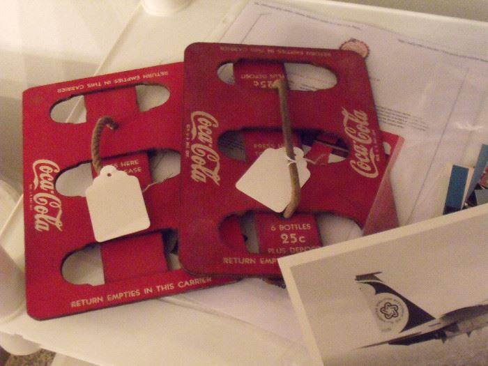 1944 Coke Caddy. Very Rare!!!!!!