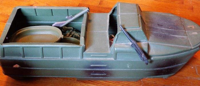G.I. Joe  Boat