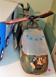 G.I. Joe Helicopter