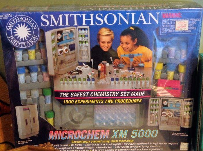 Smithsonian Microchem XM 5000