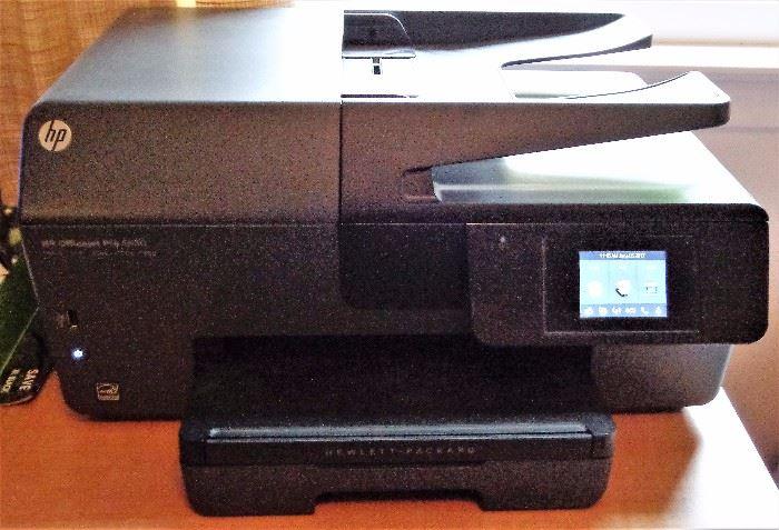HP Officejet Pro 6830 Printer, Fax, Scan, Copy, Web