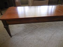 Mid Century Cocktail Table by Cabinet Room Furniture
