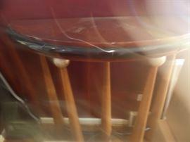 Memphis style council table
