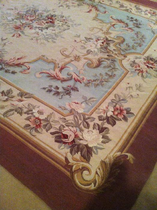 French Aubusson view 2