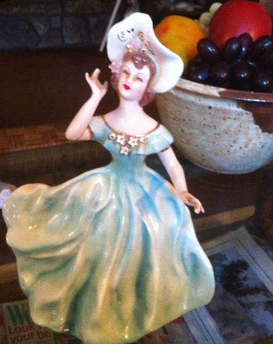 SHERRI Florence ceramics, Pasadena, California, USA