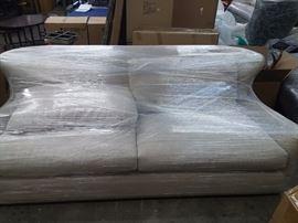 Brand new high-end sofas
