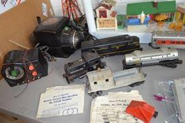 Lionel transformer Type Z W and Type L W