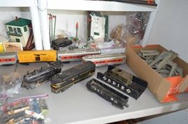 Lionel trains and more!