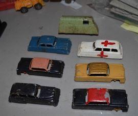 Goodee metal cars